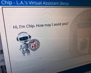 CHIP - Azure Government Chatbot